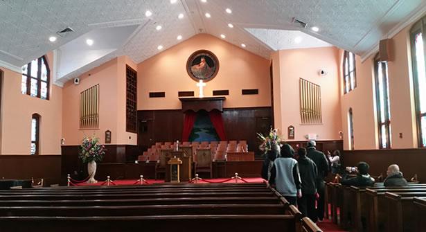 Ebenezer Baptist Church - Heritage Sanctuary - Atlanta, GA - 2017