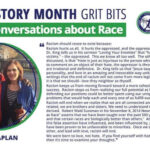 Black History Month Grit Bits – CJ Stewart Founder and CEO L.E.A.D. Inc.